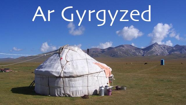 Ar Gyrgyzed