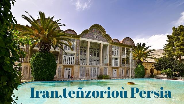 Iran, trésors de Perse