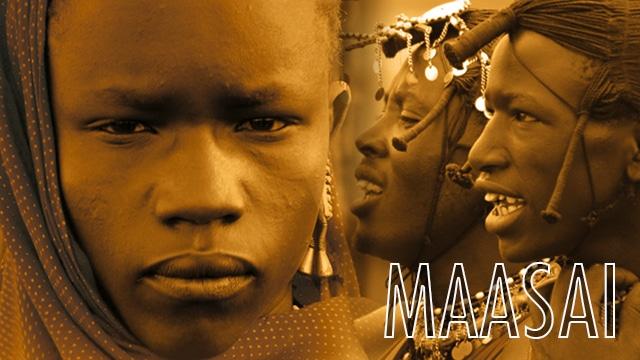 Maasai – o bed nac'het outo