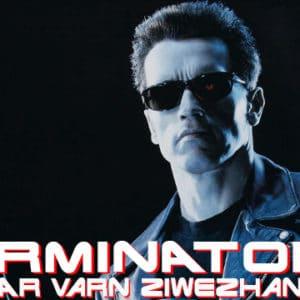 Terminator 2 - Arnold Schwarzenegger