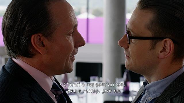 S01E08 Byw Celwydd-Living a lie